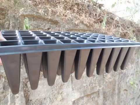 plug trays cell trays seed trays seed starter trays