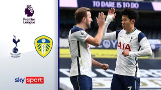 Son & Kane wieder in Form | Tottenham Hotspur - Leeds United 3:0 | Highlights - Premier League