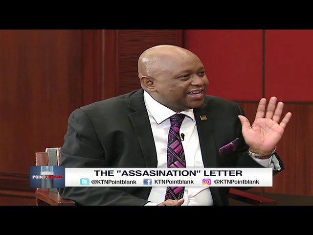 Point Blank: The Uhuru Ruto Relationship