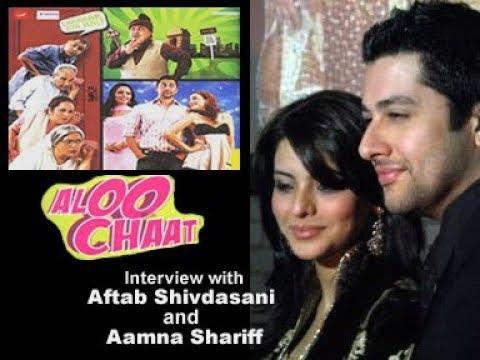 Bollywood Film Aloo Chaat in Toronto