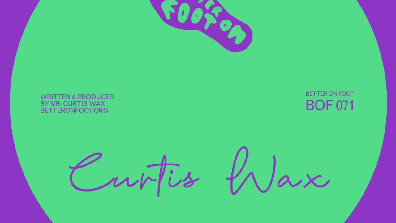 Curtis Wax - Higher Dimension