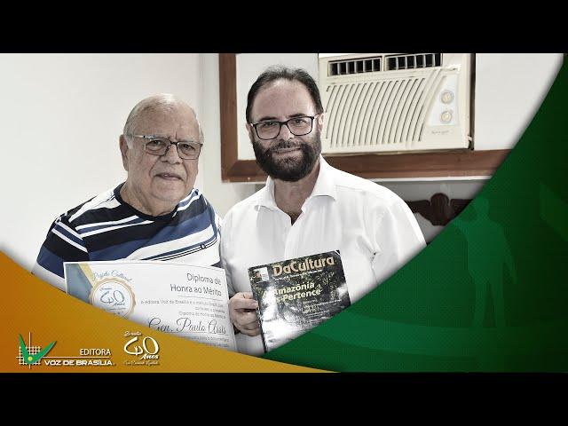 Entrevista com General Paulo Assis | Jornalista Paulo Fayad