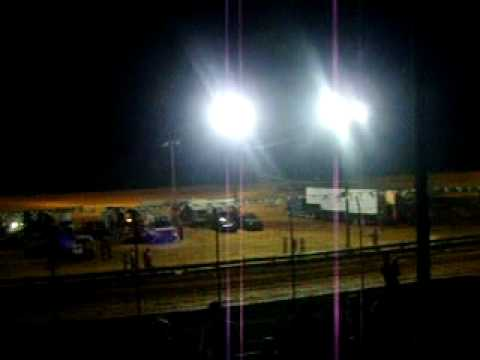Central Alabama Motor Speedway 7-31-2010 Powder Puff part 2