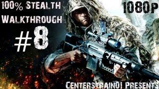 Sniper Ghost Warrior 2 Walkthrough  Part 8 Burning Bridges(xbox360/1080p)