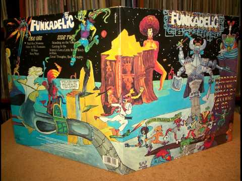 Funkadelic - Good Thoughts, Bad Thoughts (1974)