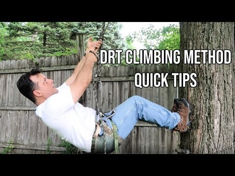 DRT Climbing Method Quick Tips + Questions Answered