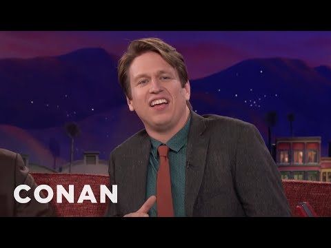 Pete Holmes Is Always Late To The Party  - CONAN on TBS