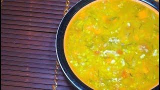 ? Winter Warmer Soup - Split Pea Soup - Split Pea Bacon Rosemary Soup - Easy Soup Recipes