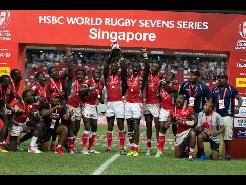 2016 Singapore Sevens Cup Final -Video Credits: World Rugby