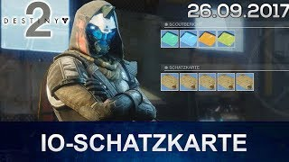 Destiny 2: Cayde Schatzkarte IO Guide (Deutsch/German)