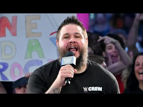 Real Reason Behind Kevin Owen's Pipebomb, Backstage Update On WWE's Inactive List