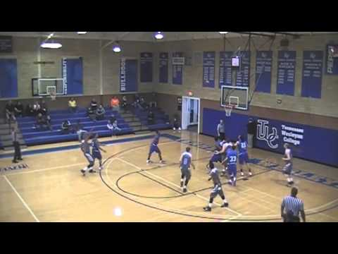 Derek Hosey Highlights Tennessee Wesleyan College