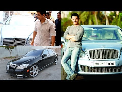Aamir Khan Car Collection 2019 - 10 Crore Rs Mercedes