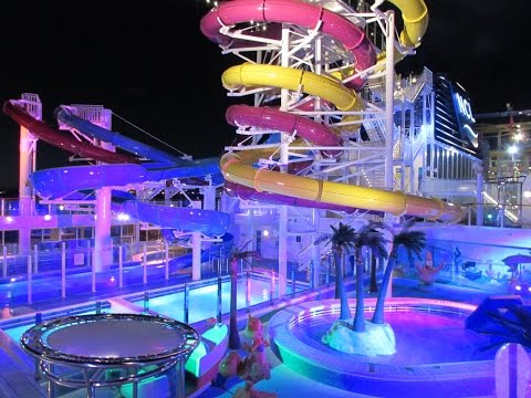 Norwegian Breakaway Cruise Ship Video Tour - Cruise Fever
