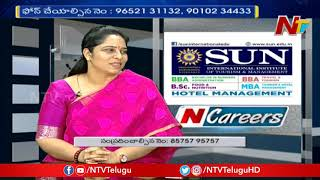 Management And Hotel Management Courses In Sun International Institutes | N Careers | NTV