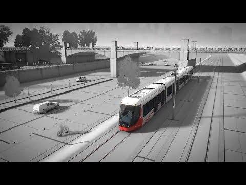 Ottawa's New Light Rail Vehicle