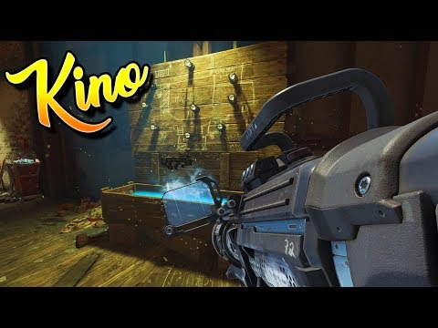 Zombies Chronicles: Kino Der Toten | Explosives Only (BO3 Zombies)