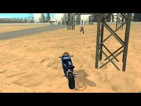 Neposlušná motorka