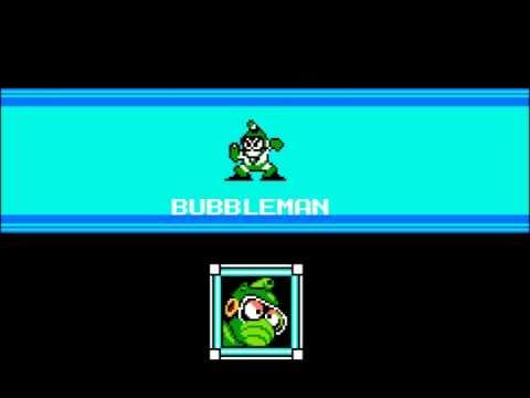 Mega Man 2 (NES) music - Bubble Man (PAL)