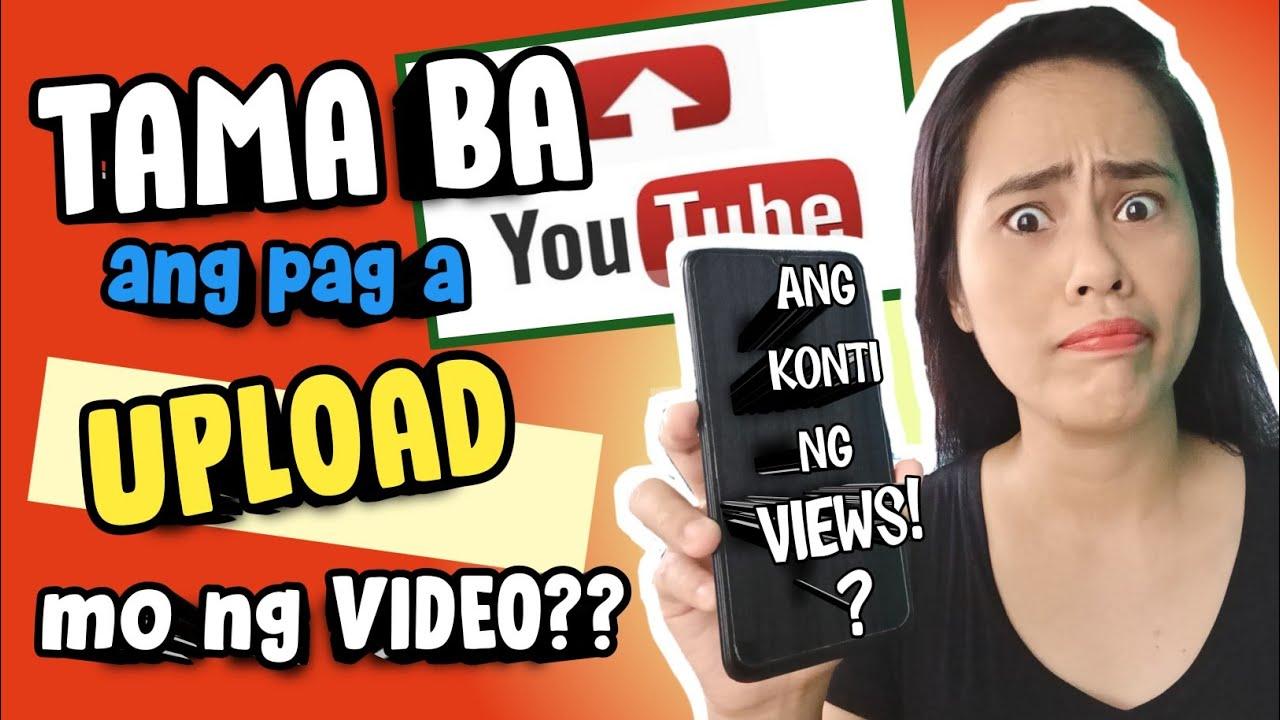 Download KUMPLETO AT TAMANG PARAAN PAANO MAG UPLOAD NG VIDEO SA YOUTUBE GAMIT ANG CELLPHONE