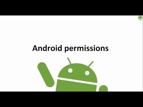 32- Xamarin Android Runtime Permissions سماحيات الوصول
