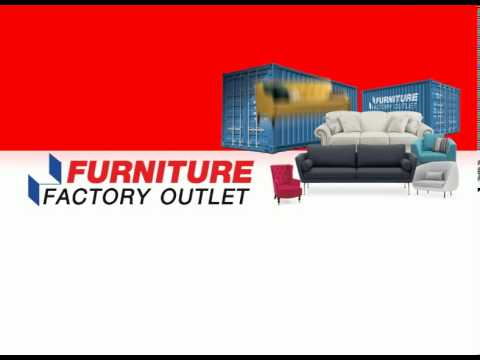 Furniture Factory Outlet 2014 Ver 01 Youtube
