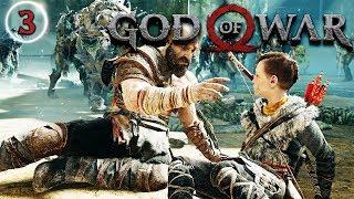 Zagrajmy w GOD OF WAR 2018 - Atreus przysparza kłopoty! (#3)