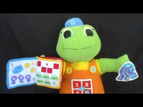 LeapFrog Learning Friend Tad / www.folk-ferrari.pantown.com
