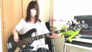 【バンドリ!】シュガーソングとビターステップのベース弾いてみた【ちいぱん】 ちいぱんchiipan