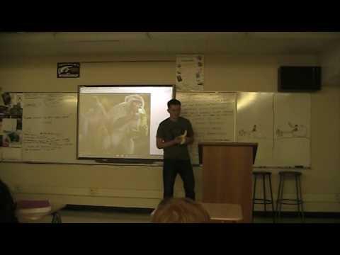 Best Demonstration Speech Ever Youtube