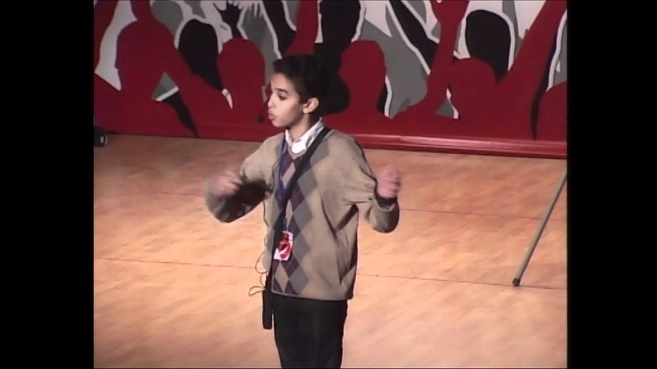TEDxYouth@TheNile - Mohamed Sabry