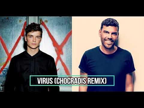 Martin Garrix & MOTi - Virus (Chocradis Remix)