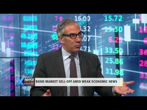 Arise Xchange: Andrew Schiff Bond Market Sell-Off Amid Weak Economic News