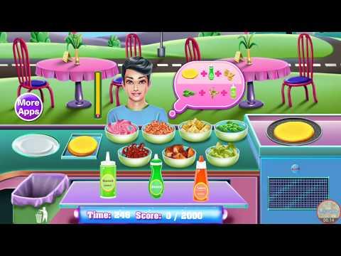 Game Anak Memasak Pizza Ice Cream Dan Burger Crazy Mommy Street Food Truck Youtube