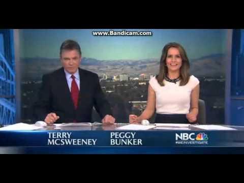 KNTV NBC Bay Area News at 6 Open 7/12/2014