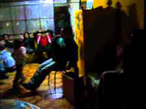 karaoke johan muralla