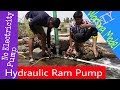HYDRAULIC RAM PUMP - DYI PROJECT INDIA ( PUMP WATER WITHOUT ELECTRICITY NEW PLAN)