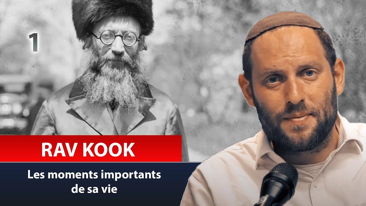 HISTOIRES DU RAV KOOK
