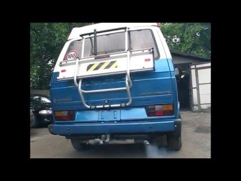 Underground Design Tuning - VW Transporter 3 Westfalia