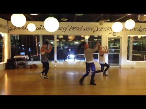 """Danger"" Mystikal choreography by Margeaux Vallee"