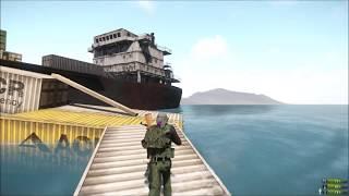 Miscreated Day325 PVP y paseo con moto de agua  al barco