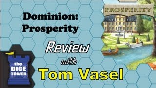 Dominion Prosperity - with Tom Vasel