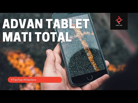 Pada kesempatan kali ini saya mau membagikan pengalaman saya untuk memperbaiki sebuah tablet ADVAN y.