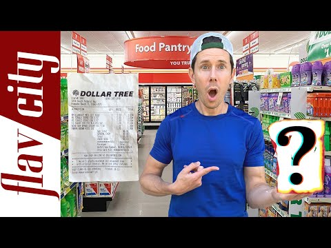 Extreme Budget DOLLAR TREE Meals Anyone Can Make!