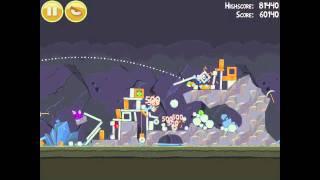 Video Angry Birds 17-4 Mine & Dine 3 Star Walkthrough download MP3, 3GP, MP4, WEBM, AVI, FLV Juli 2018