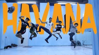 HAVANA Dance Boys - Camila Cabello ft Young Thug (Megan Nicole Cover)/ Choreography by Diego Takupaz