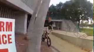 Chris Stockton BMX