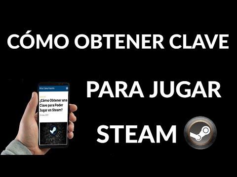 Steam | Cómo Obtener una Clave para Jugar
