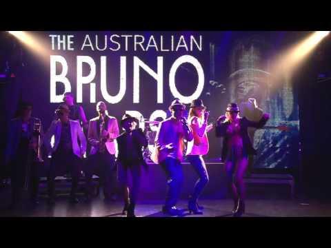 Australian Bruno Mars Show - Showreel