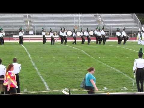 Emmaus High School Marching Band 2015-2016